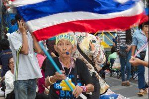 הפגנות בתאילנד