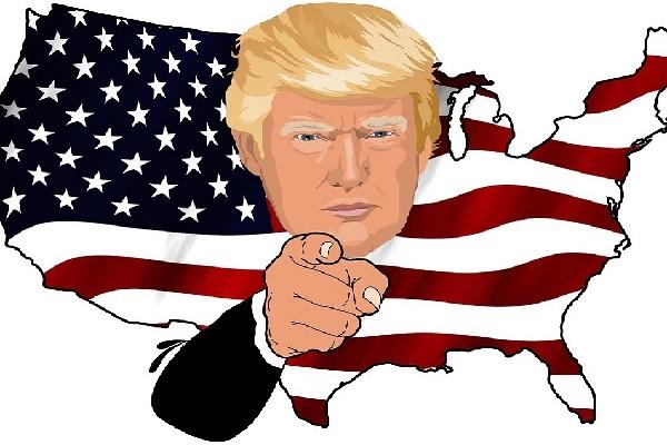 """הרצאה ארה""""ב ודונלד טראמפ"""