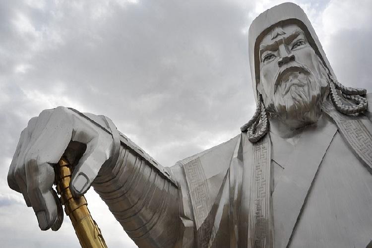 הרצאת העשרה ג'נגיס חאן ומונגוליה