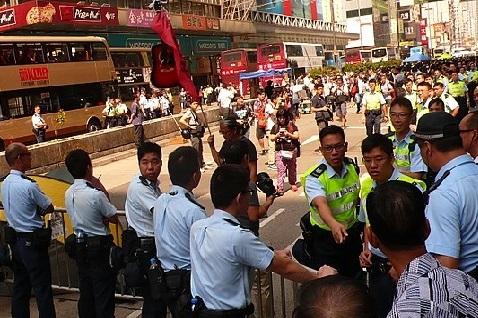 לנוכח המצב החדש בהונג קונג