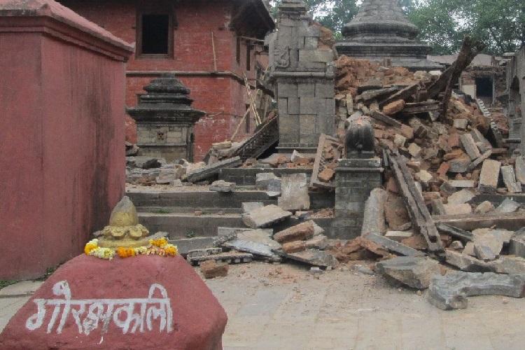 כלכלת נפאל לאחר רעידת האדמה