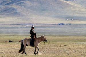 הרצאה תרבות מונגוליה