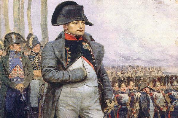 הרצאת העשרה נפוליאון בונפרטה