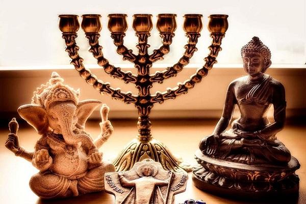הרצאה קשרים עלומים בין היהדות והודו