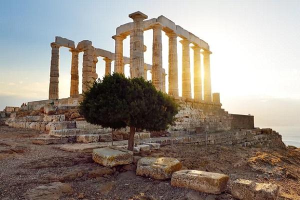 הרצאת העשרה תרבות יוון - העתיקה והיום