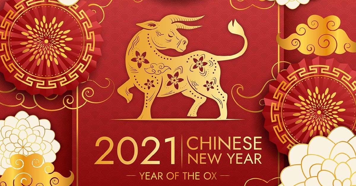 סין אסיה שנת השור