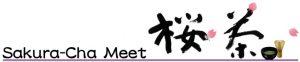 Sakura Cha Meet Logo