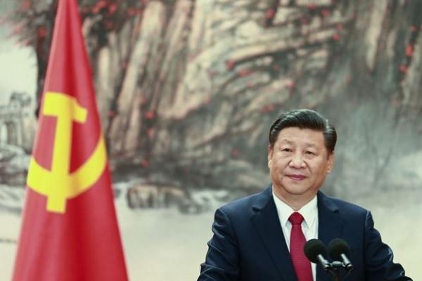 נשיא סין שי ג'ין פינג