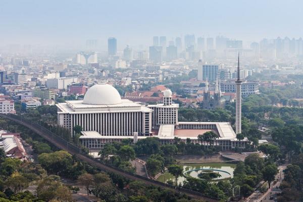 אינדונזיה - מסגד