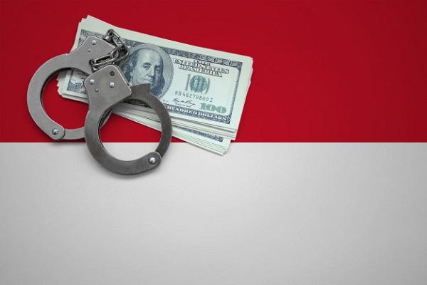 חוק ושחיתות באינדונזיה
