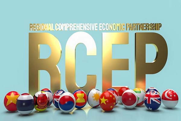 RCEP - Regional cooperation economic pact