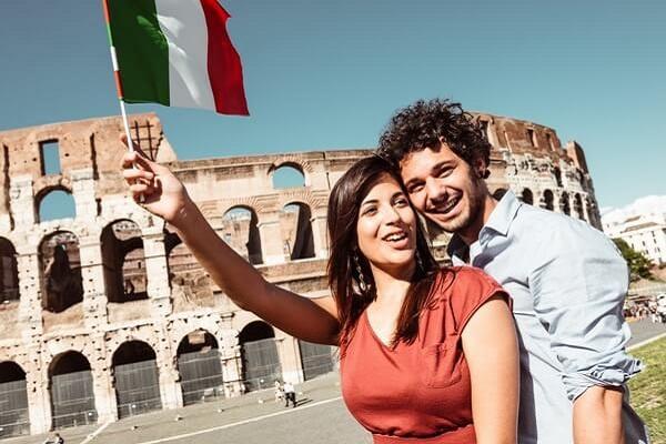הרצאת העשרה תרבות איטליה