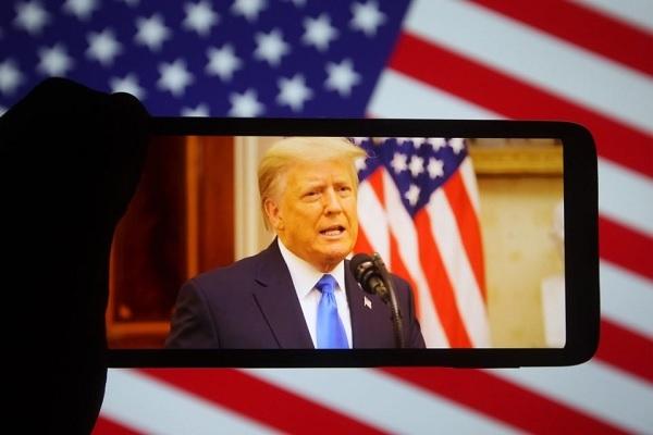 הרצאת העשרה דונלד טראמפ