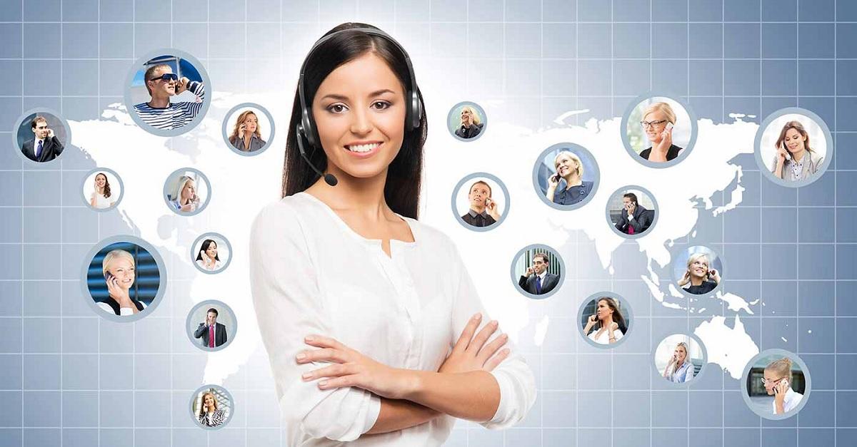 שירות לקוחות גלובלי
