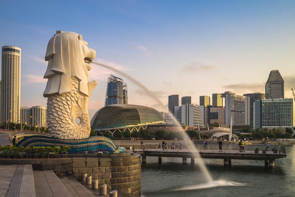 סינגפור - הרצאת העשרה מרתקת