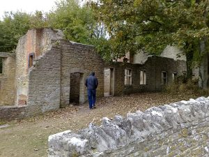 בתים נטושים באירי דורסט
