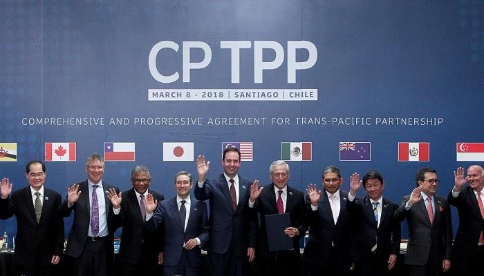 CPTPP - הברית הטראנס פסיפית